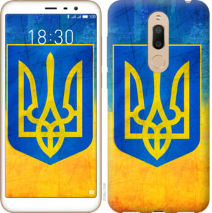 Чехол на Meizu M6T Герб Украины