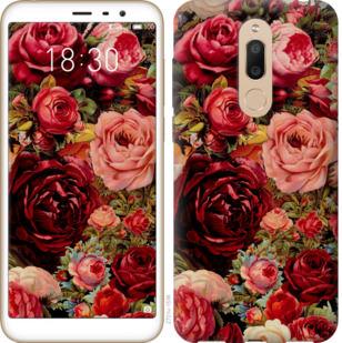 Чехол на Meizu M6T Цветущие розы