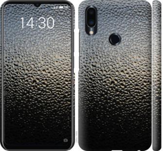 Чехол на Meizu Note 9 Мокрое стекло