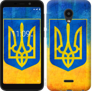 Чехол на Meizu C9 Герб Украины