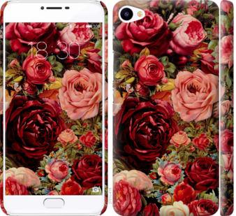 Чехол на Meizu U20 Цветущие розы