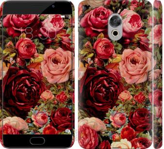 Чехол на Meizu Pro 6 Plus Цветущие розы