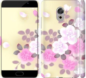 Чехол на Meizu Pro 6 Plus Японские цветы