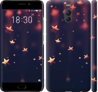 Чехол на Meizu M6 Note Падающие звезды
