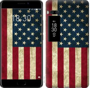 Чехол на Meizu Pro 7 Флаг США