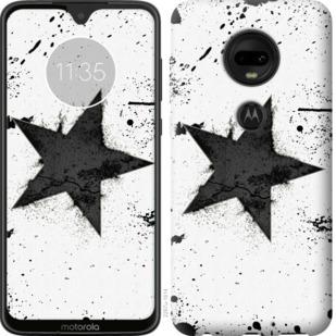 Чехол на Motorola Moto G7 Звезда
