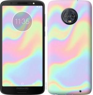 Чехол на Motorola Moto G6 Plus пастель