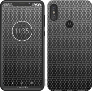 Чехол на Motorola One Power Ячейки