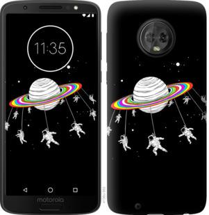 Чехол на Motorola Moto G6 Лунная карусель