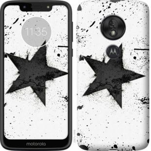 Чехол на Motorola Moto G7 Play Звезда