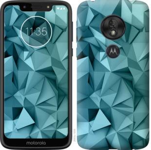 Чехол на Motorola Moto G7 Play Геометрический узор v2