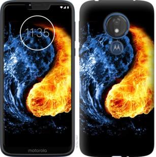 Чехол на Motorola Moto G7 Power Инь-Янь