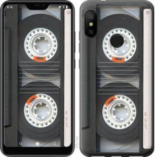 Чехол на Motorola One Кассета