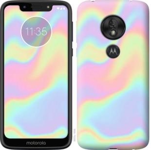 Чехол на Motorola Moto G7 Play пастель