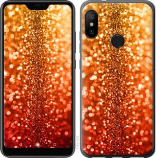 Чехол на Motorola One Звездная пыль
