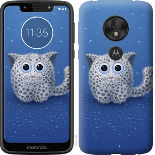 Чехол на Motorola Moto G7 Play Барс
