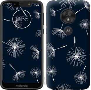 Чехол на Motorola Moto G7 Play одуванчики