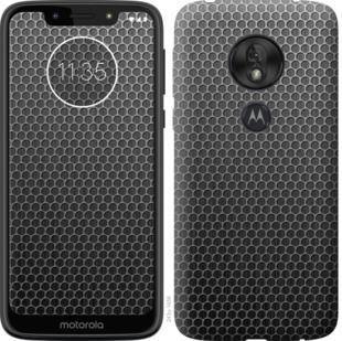 Чехол на Motorola Moto G7 Play Ячейки