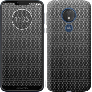 Чехол на Motorola Moto G7 Power Ячейки