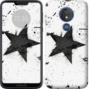 Чехол на Motorola Moto G7 Power Звезда