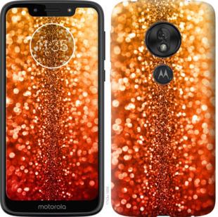 Чехол на Motorola Moto G7 Play Звездная пыль