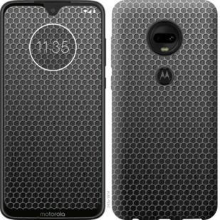 Чехол на Motorola Moto G7 Ячейки