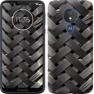 Чехол на Motorola Moto G7 Power Металлические фоны