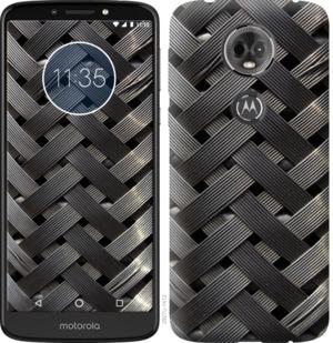 Чехол на Motorola Moto E5 Plus Металлические фоны