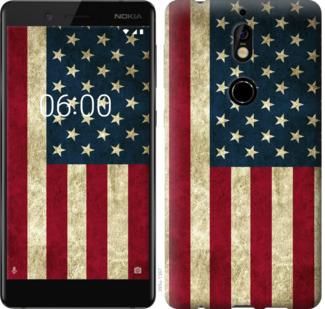 Чехол на Nokia 7 Флаг США