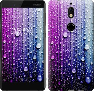 Чехол на Nokia 7 Капли воды