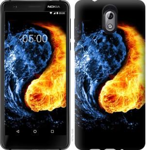 Чехол на Nokia 3.1 Инь-Янь