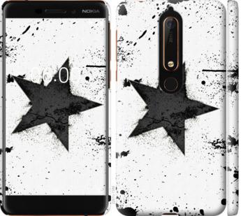 Чехол на Nokia 6.1 Звезда
