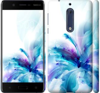 Чехол на Nokia 5 цветок