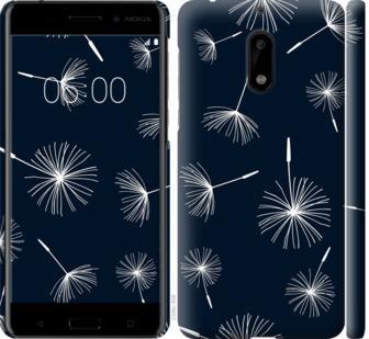 Чехол на Nokia 6 одуванчики