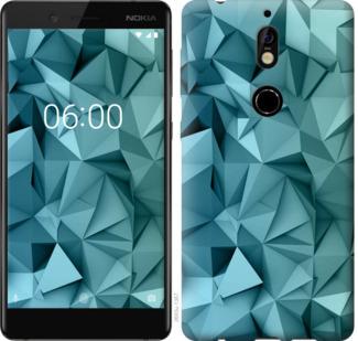 Чехол на Nokia 7 Геометрический узор v2