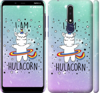 Чехол на Nokia 3.1 Plus Im hulacorn