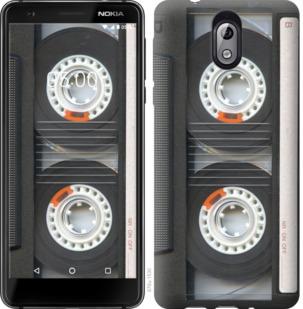 Чехол на Nokia 3.1 Кассета