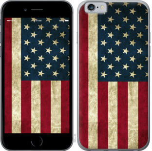 Чехол на Nokia 7.1 Plus Флаг США