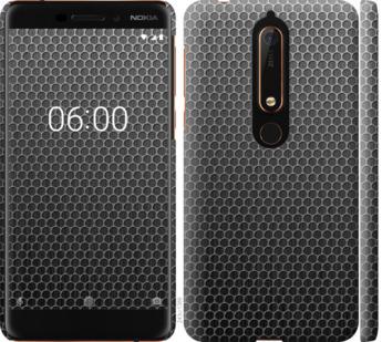 Чехол на Nokia 6.1 Ячейки