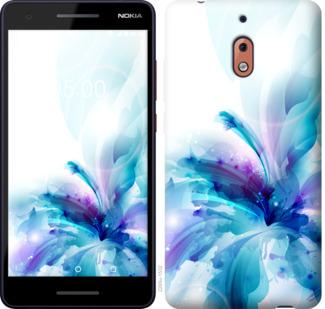 Чехол на Nokia 2.1 цветок