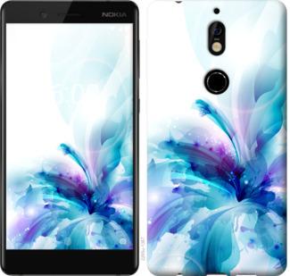 Чехол на Nokia 7 цветок