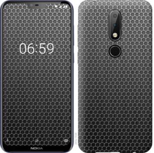 Чехол на Nokia 6.1 Plus Ячейки