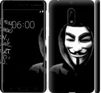 Чехол на Nokia 6 Анонимус