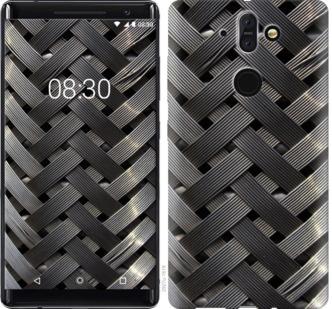 Чехол на Nokia 8 Sirocco Металлические фоны