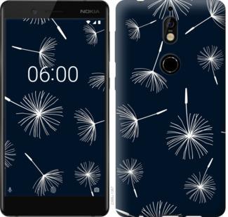 Чехол на Nokia 7 одуванчики