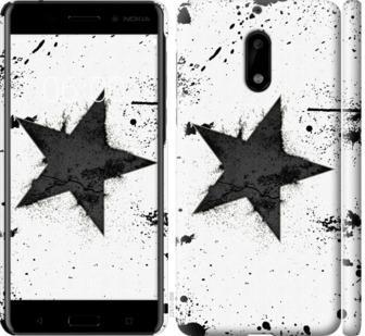 Чехол на Nokia 6 Звезда