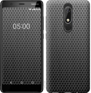 Чехол на Nokia 5.1 Ячейки