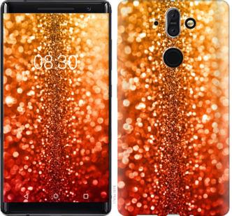 Чехол на Nokia 8 Sirocco Звездная пыль