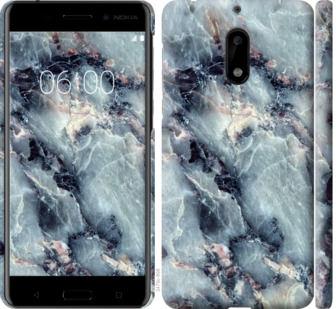 Чехол на Nokia 6 Мрамор