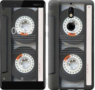 Чехол на Nokia 7 Кассета